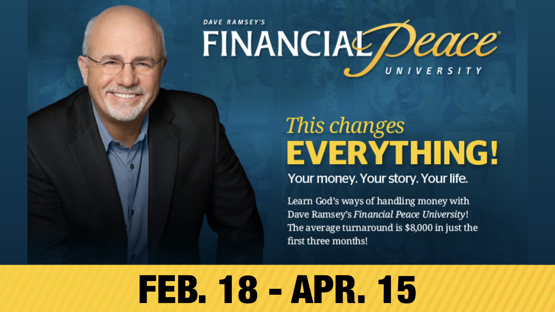 2019 Financial Peace University Class