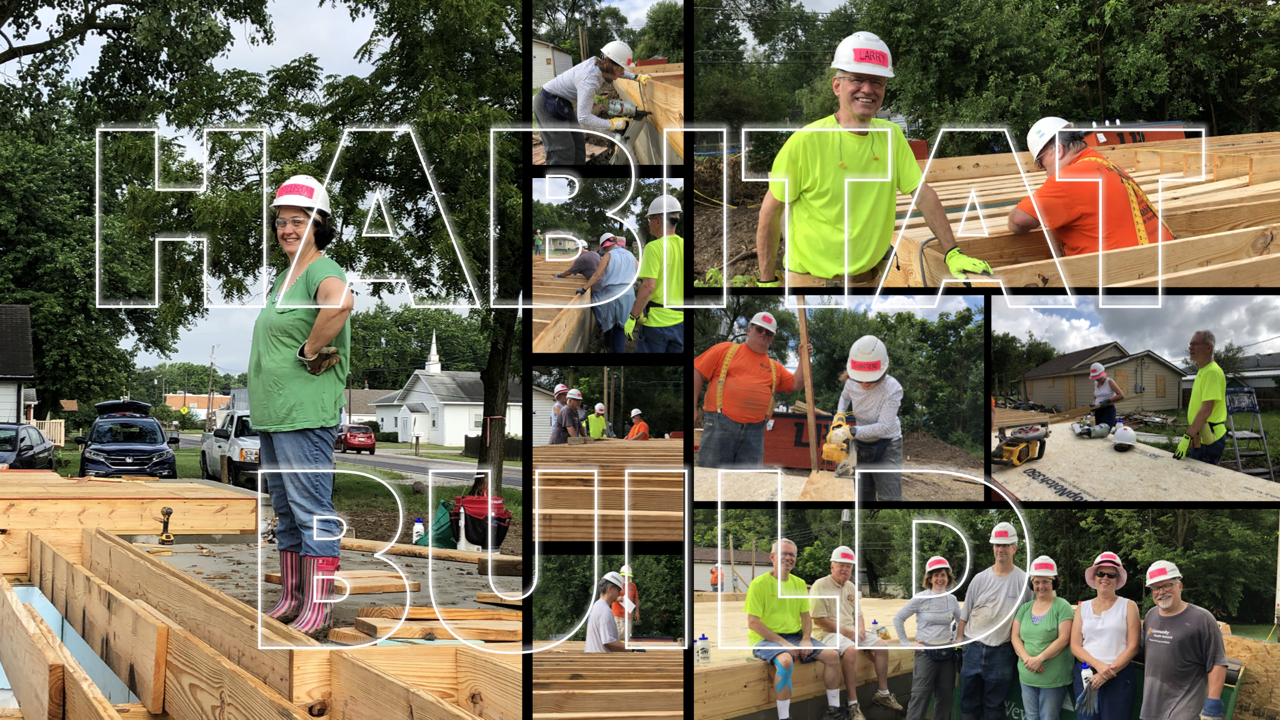 2019 RLC Habitat for Humanity Build Photos