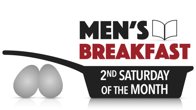 RLC Men's Breakfast on the 2nd Saturday of the Month