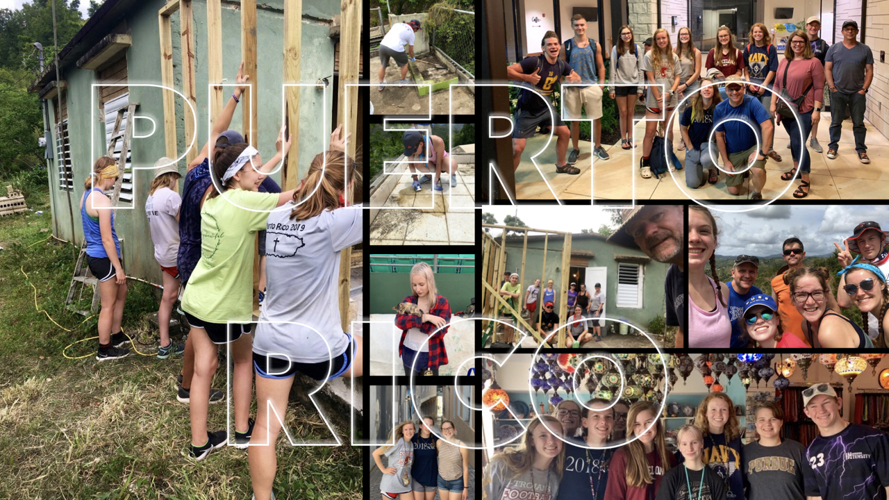 2019 RLC Youth Puerto Rico Service Trip
