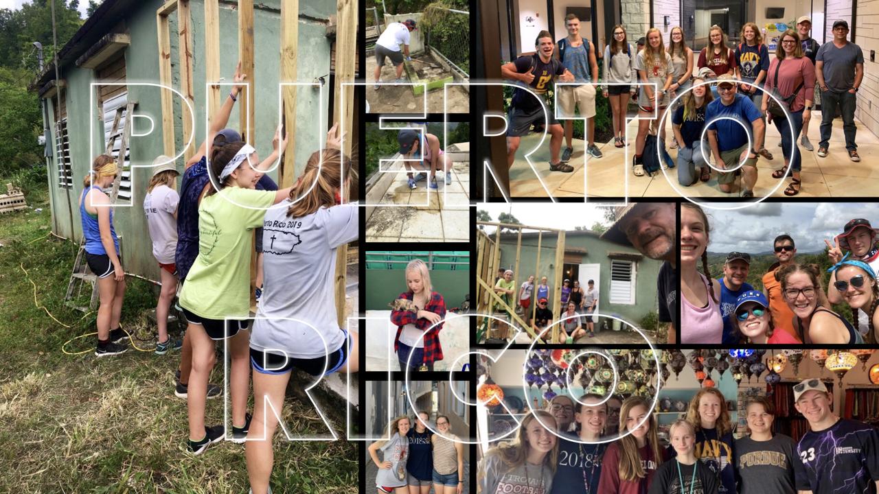 2019 RLC Youth Puerto Rico Service Trip