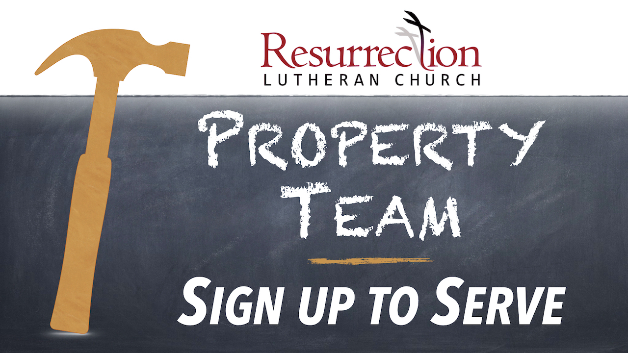 RLC Property Team Signup
