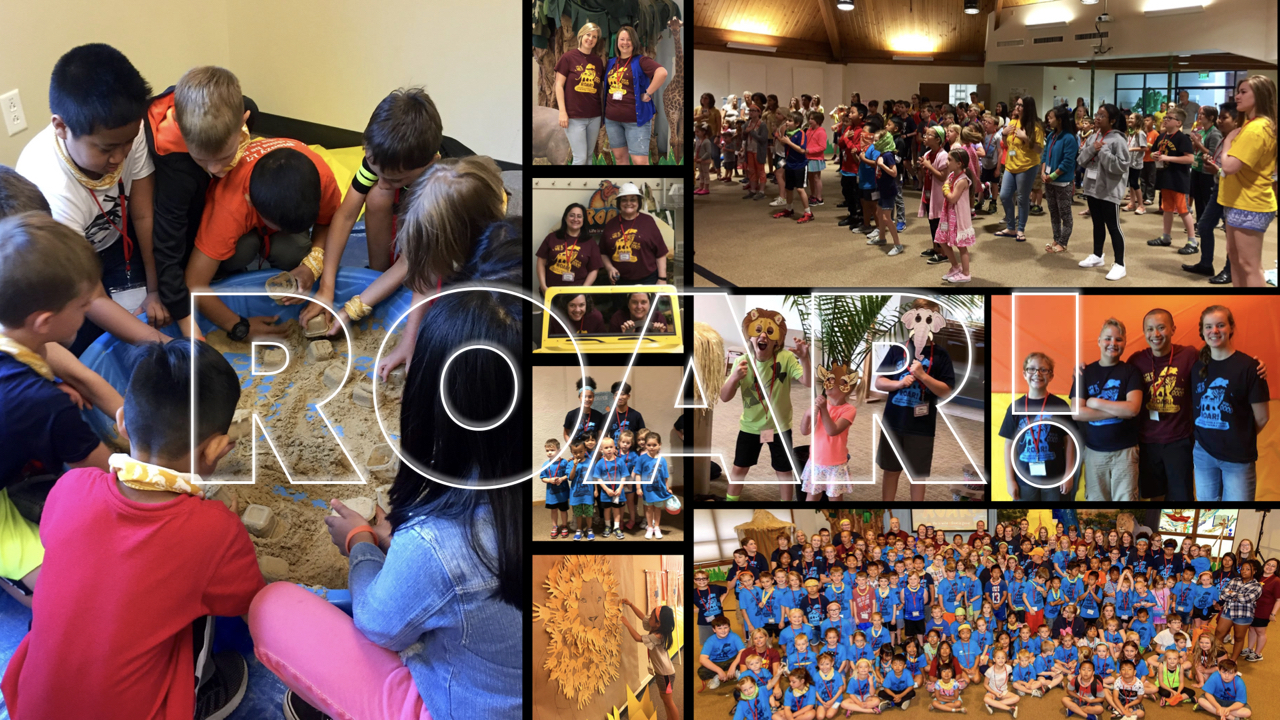 2019 RLC ROAR VBS Photos