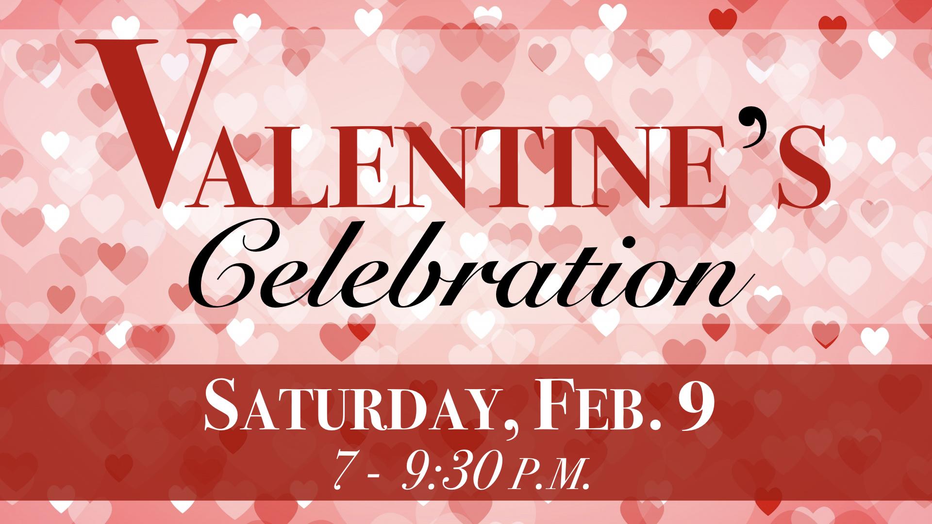 Valentine's Celebration