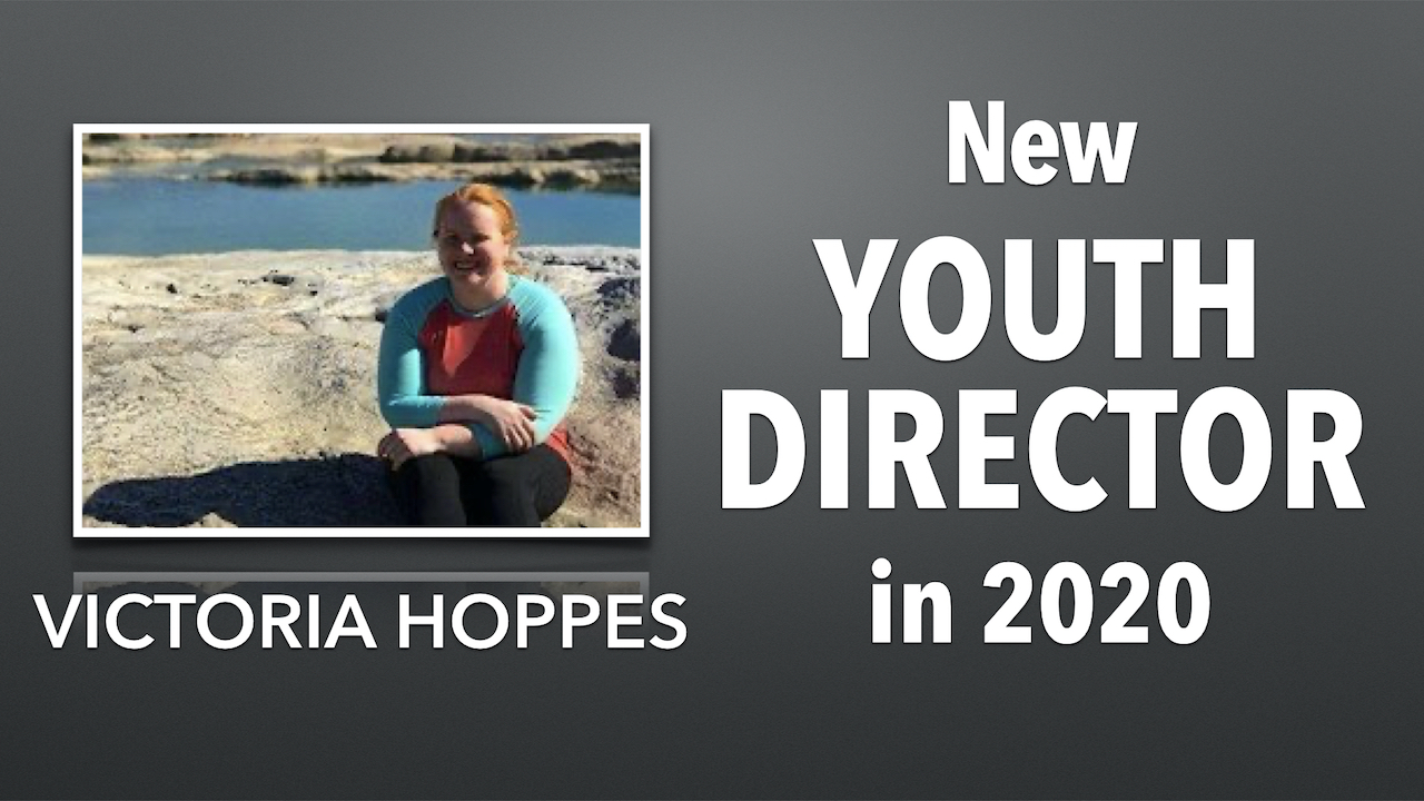 Victoria Hoppes, New Youth Directory in 2020