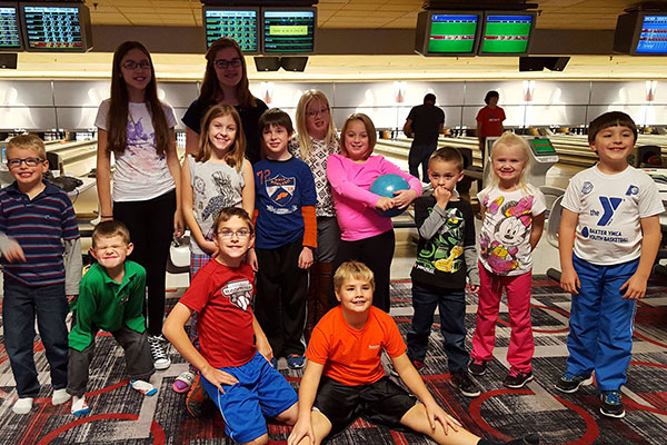 Kid's Club Bowling